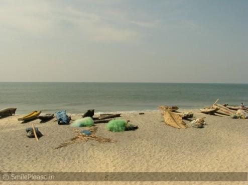 Neendakara Beach - Kollam